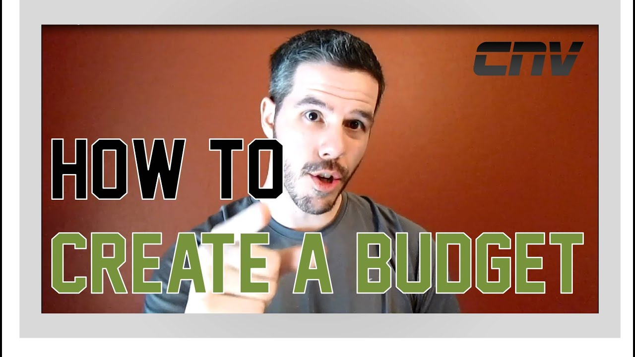 How to Create a Monthly Budget