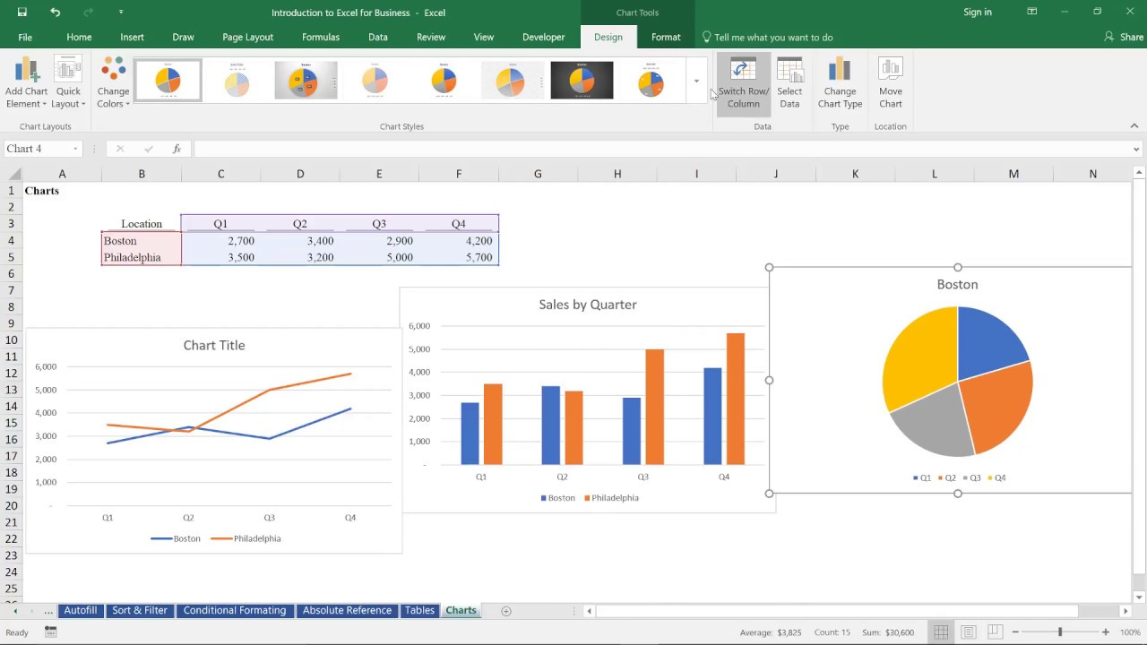 Excel Classes for Beginners NYC | Learn Excel Fundamentals