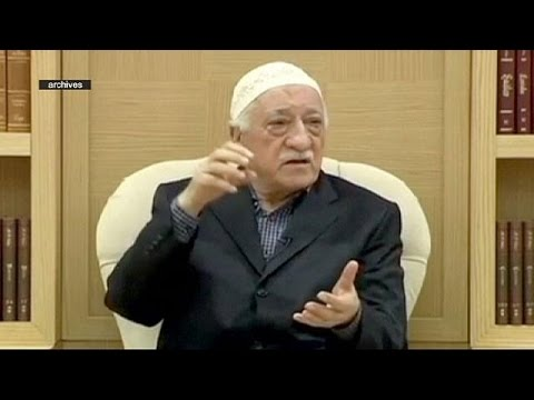 Turkey issues arrest warrant against US-based cleric Fethullah Gulen