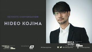 Hideo Kojima - Tribeca Games Festival Keynote with Geoff Keighley