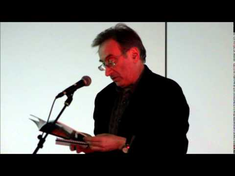 Elbow Room Live at Turn the Page- George Szirtes