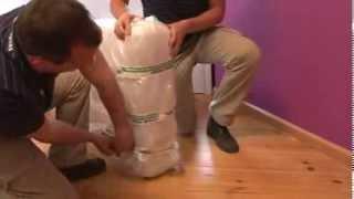Mondial Kattenberg Verhuizingen 8) Instructie verpakken van matrassen