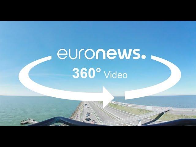 Olanda si trova sotto il livello del mare