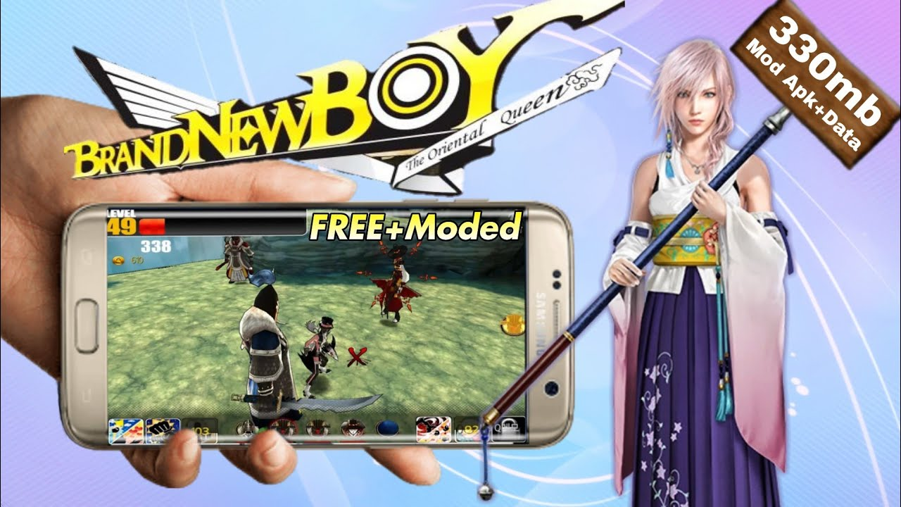 Brand New Boy Best Anime Action Hd Game For Android Mod