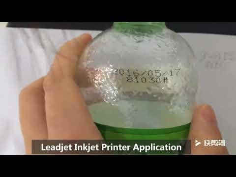 Expire Date Printing Machine Continuous Inkjet Printer