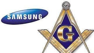 subliminal illuminati message in samsung's logo