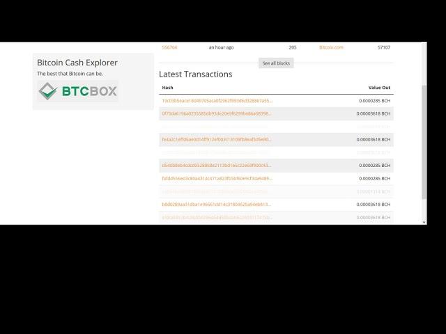 bitcoin spam attack)