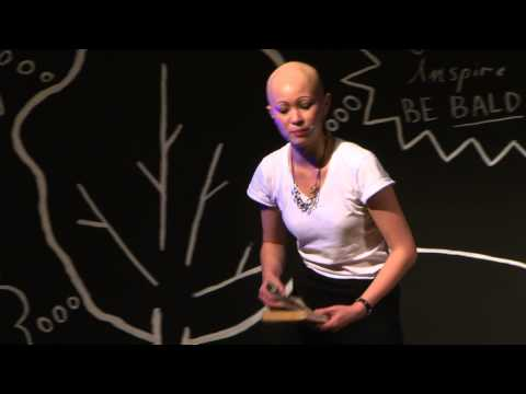 A bald woman's guide to survival: Michelle Law at TEDxSouthBankWomen