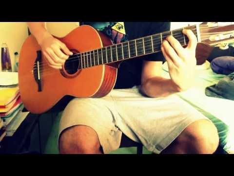 Feeling good acoustic guitar tutorial