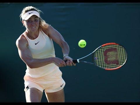 2018 Miami Third Round | Daria Gavrilova vs. Elina Svitolina