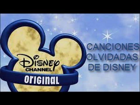 Canciones Olvidadas De Disney