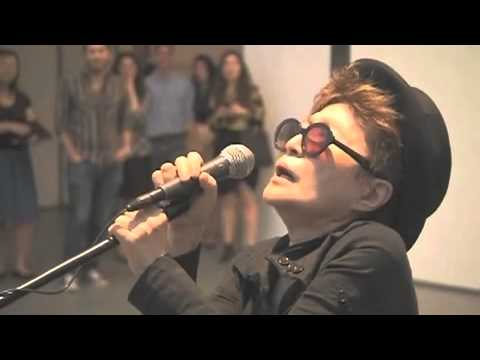 Yoko Ono. Killing Music, one generation at a time