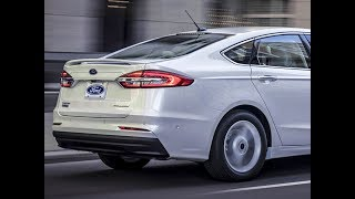 Wow! 2019 Ford Fusion, Now With Standard Co Pilot360 Technology