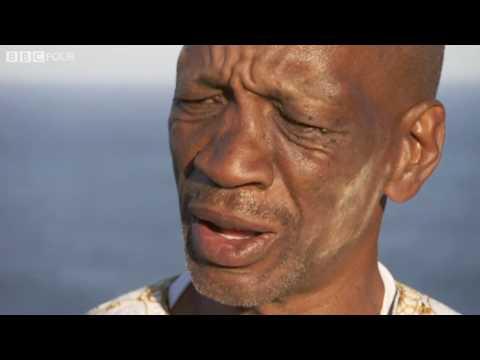 Julias guide Willie Komani describes the Xhosa click language  South Africa Walks  BBC Four