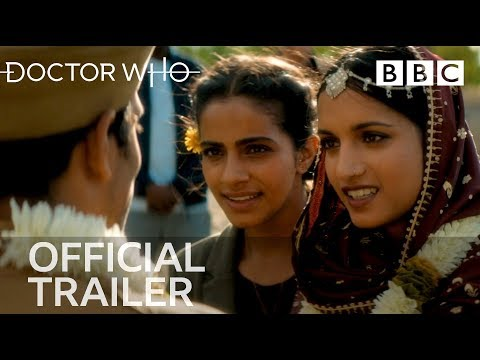 Demons of the Punjab | OFFICIAL TRAILER - Doctor Who Series 11 Episode 6