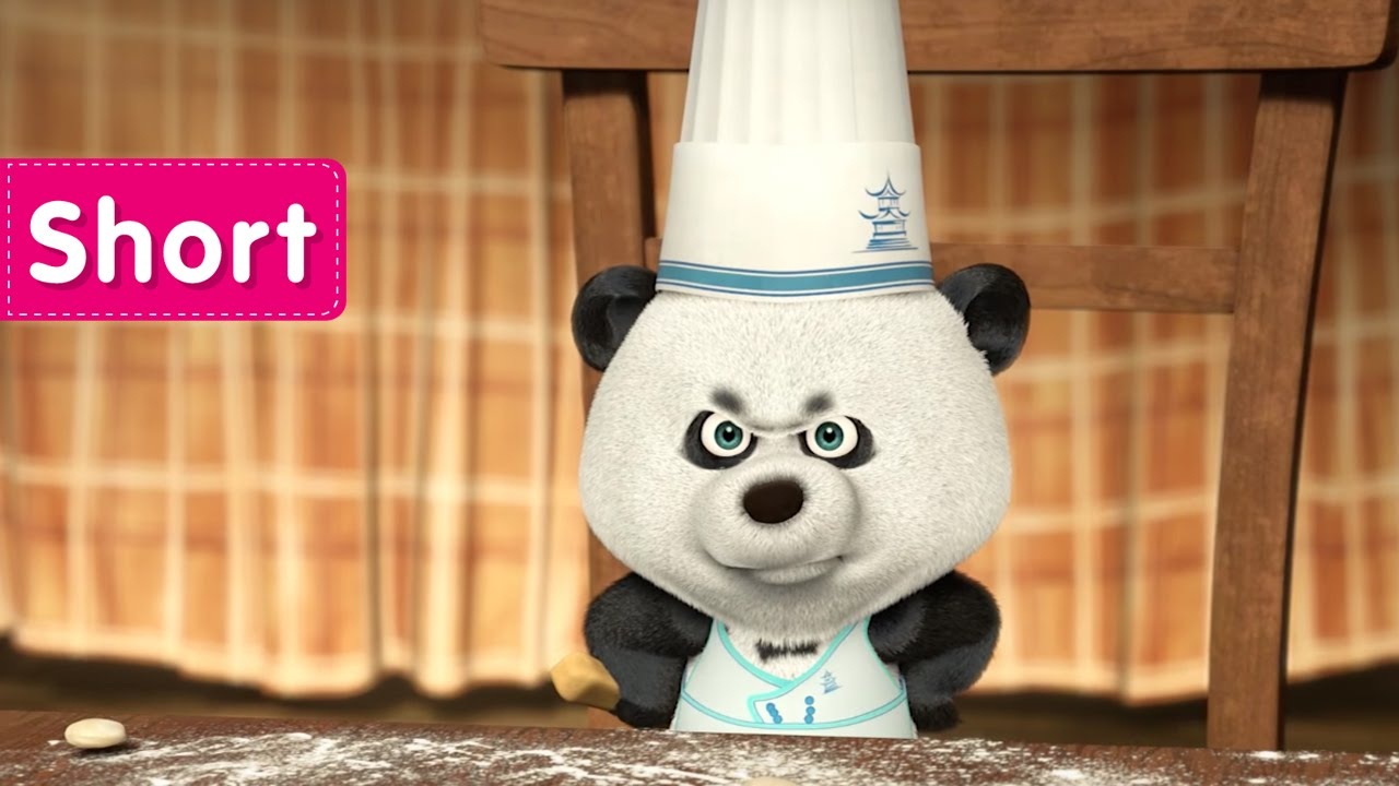 masha and panda