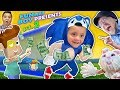 Shawnic The Hedgehog! Funnel Boy Presents More Funnel Fam Vlogs  Random Vision