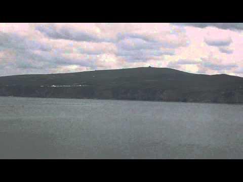 360 View at Fishguard Bay, South Wales