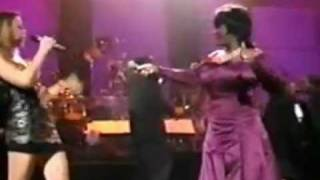 Patti Labelle and Mariah Carey - Got To Be Real Live 1998