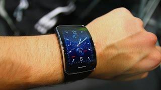 Samsung Gear S Hands-On (Deutsch) | SwagTab
