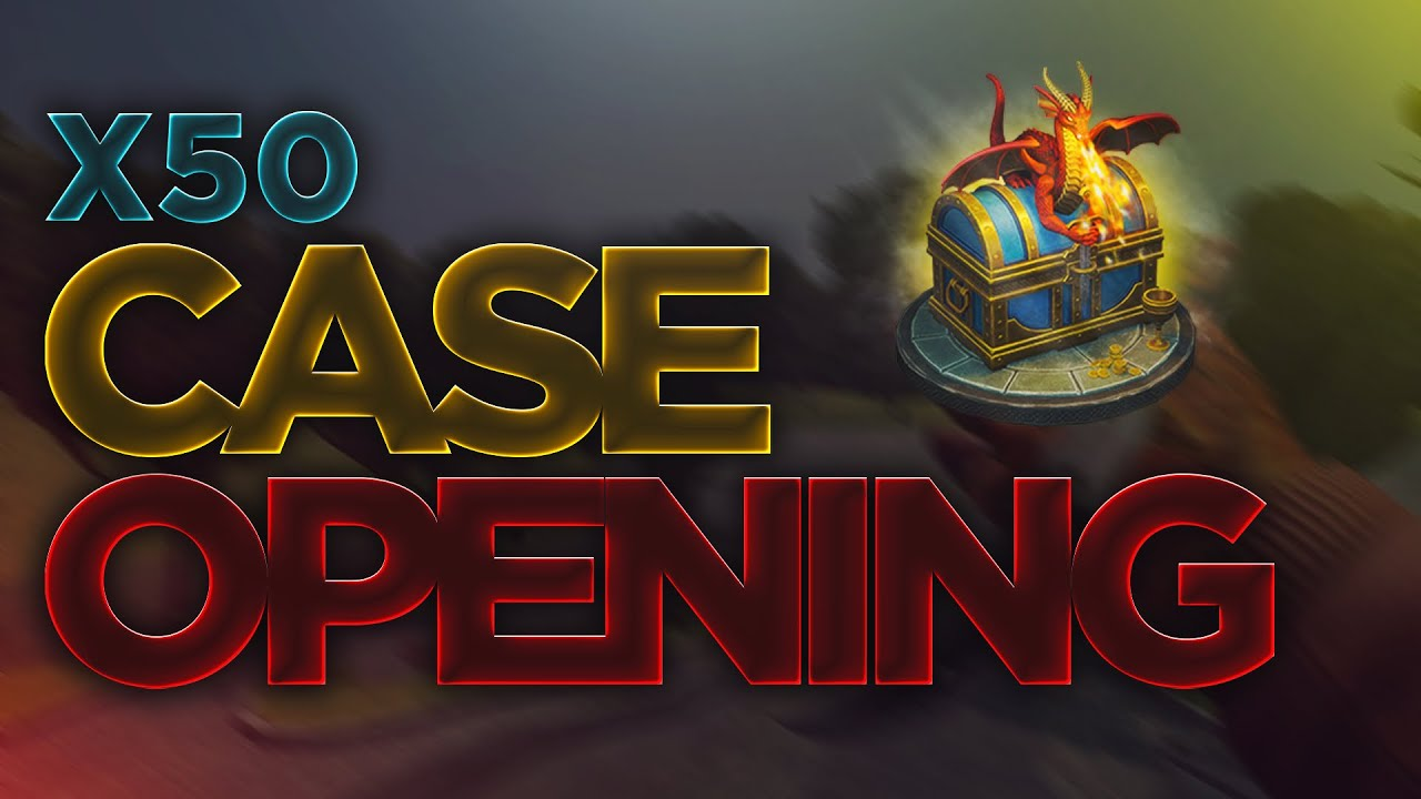 50 Cases Opening sur Critical Ops 💸