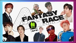 SF9 에스에프나인 | Fantasy Race | Kpop album with signature and co…