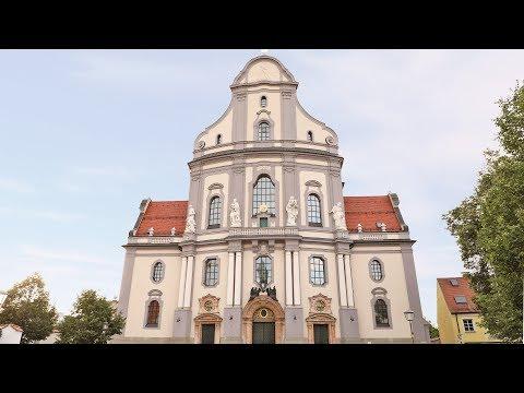 Auf Entdeckungstour durch Altötting - Die Basilika St. Anna