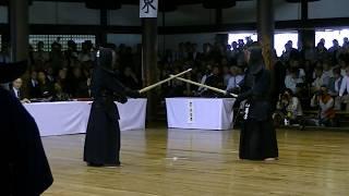 平成29年 第113回剣道京都大会 藤原範士―末野範士