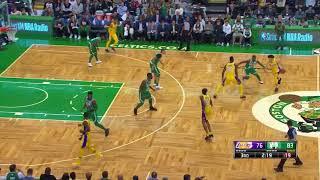Lonzo Ball bricks and yips against the Celtics thumbnail