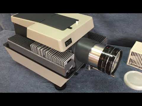 drhart - Rollei Slide Projector