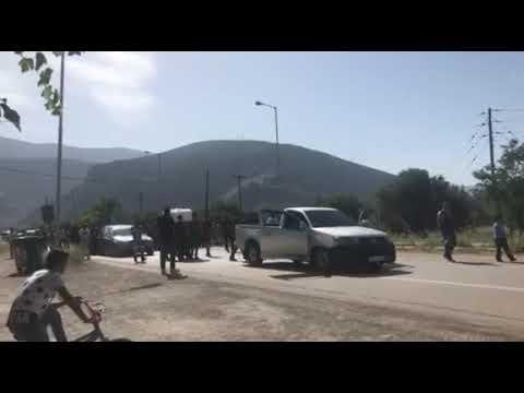 Αμφισσα: Οργή και οδύνη στην κηδεία της 13χρονης -Οδοφράγματα και φωτιές στην εθνική [εικόνες & βίντεο]