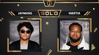 Jaynkins vs Inertia   Solo Top 8 Battle   American Beatbox Championships 2018
