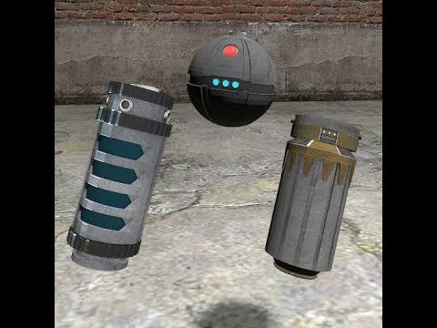 Star Wars Grenades Preview