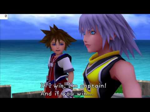 Twitch Livestream: Kingdom Hearts 1.5 [LVL1 No Equipment Speedster] (Part 1)