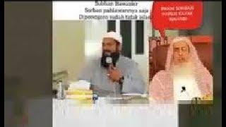 Video Astagfirullah.. Ustad Wahabi ini hina pemakaian Surban dan Tasbeh ala Kafir download MP3, 3GP, MP4, WEBM, AVI, FLV November 2017