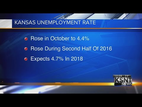 Economists: Kansas to have higher unemployment rate than US