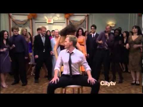 HIMYM Groove is in the heart