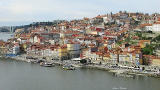 Porto cidade invicta.