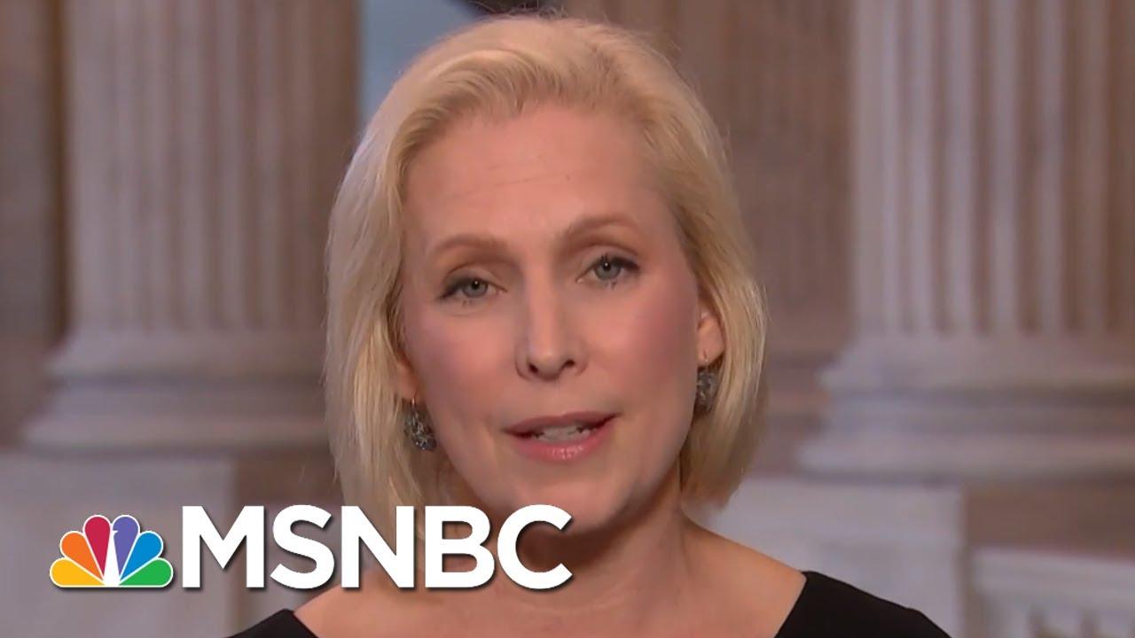 Senator Kirsten Gillibrand: Americans Can Still Stop Brett Kavanaugh | All In | MSNBC