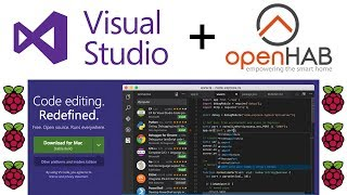 OPENHAB 2 EDITOR / Visual Studio Code TUTORIAL deutsch / openHAB Tutorial deutsch / Texteditor