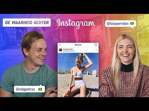 #8 De waarheid achter instagram (Lizzyperridon)
