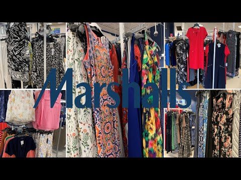 marshalls-clothing-|-designer-brands-petite-&-plus-size-dresses-summer-outfits-|-shop-with-me-2019