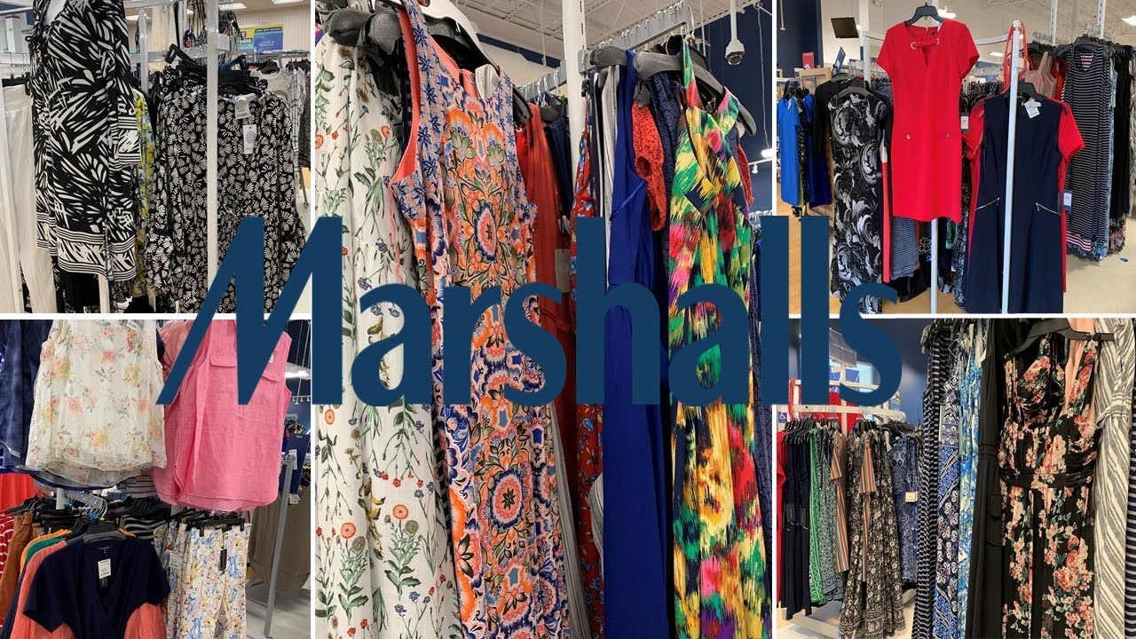Marshalls Clothing | Designer Brands Petite & Plus Size dresses ...