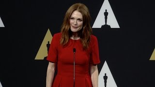 Julianne Moore Reveals the Most Challenging Scene Still Alice to Shoot