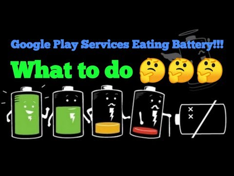 Google Play Service Eating Battery? Dont Worry Follow These Steps!!!
