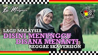 Download Lia Cimul - Disini Menunggu Disana Menanti (Reggae SKA Version) Jheje Project