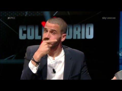 """E POI C'È CATTELAN #EPCC – Alessandro Cattelan e Leonardo Bonucci in """"Sciacquati la bocca"""""""