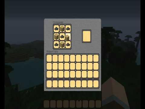 Minecraft 1.5.2 как сделать поршень 299