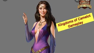 Kingdoms of Camelot - Gameplay!