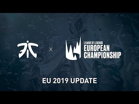 Fnatic LEC Announcement | League of Legends European Championship